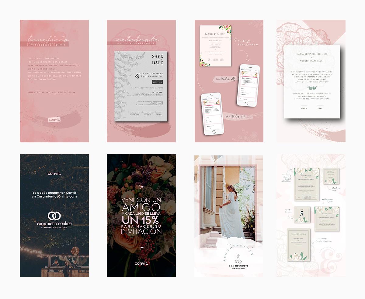 diseño instagram convit