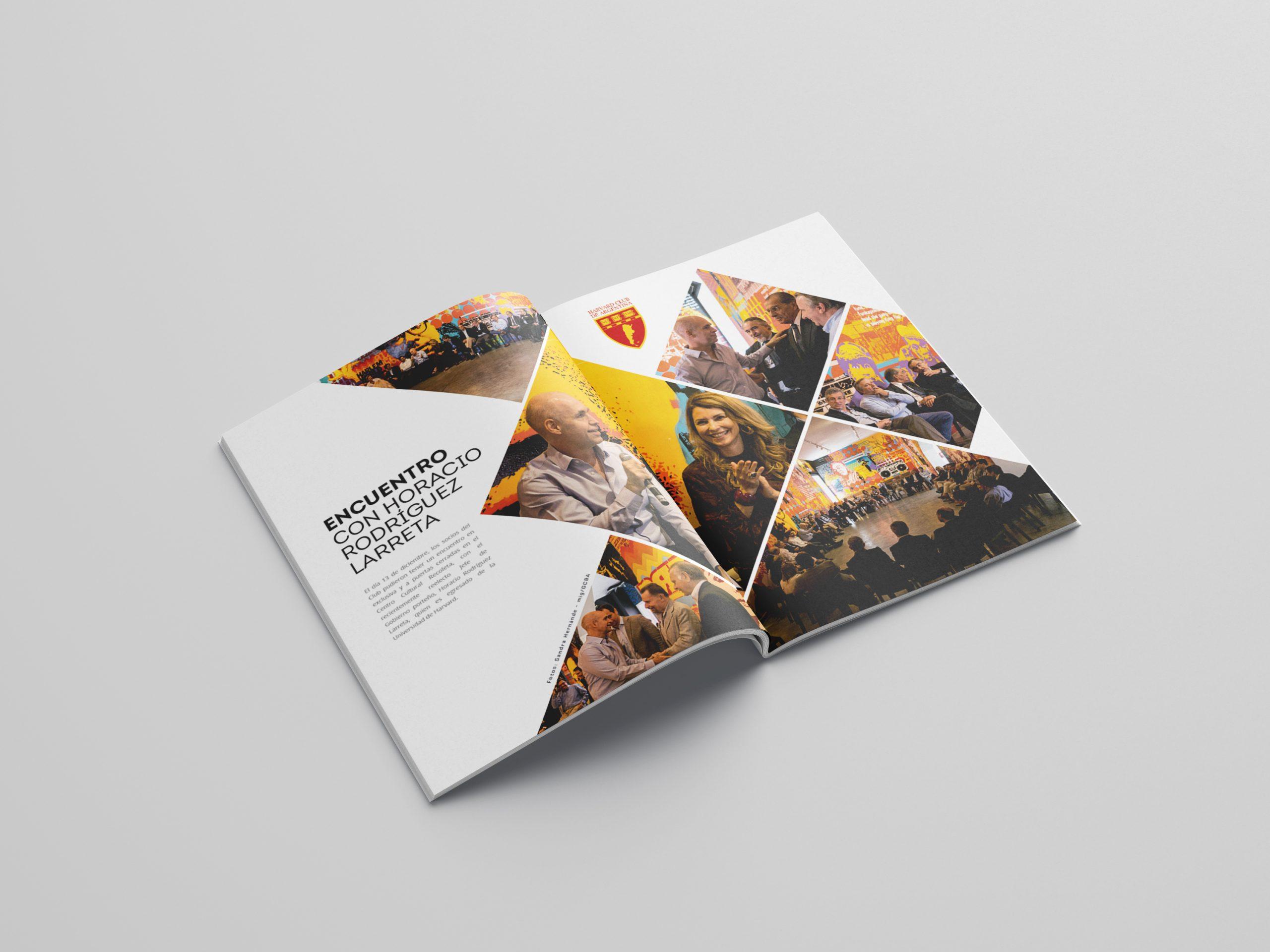 Diseño de Anuario