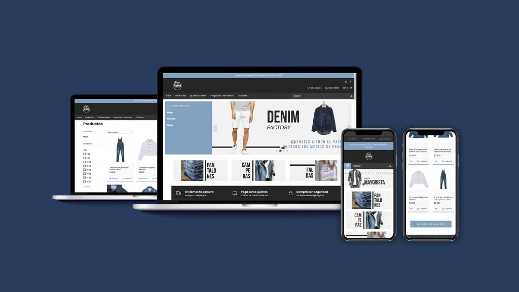 diseño e-commerce